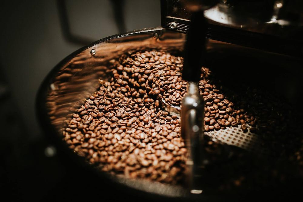 Cối xay hạt cafe