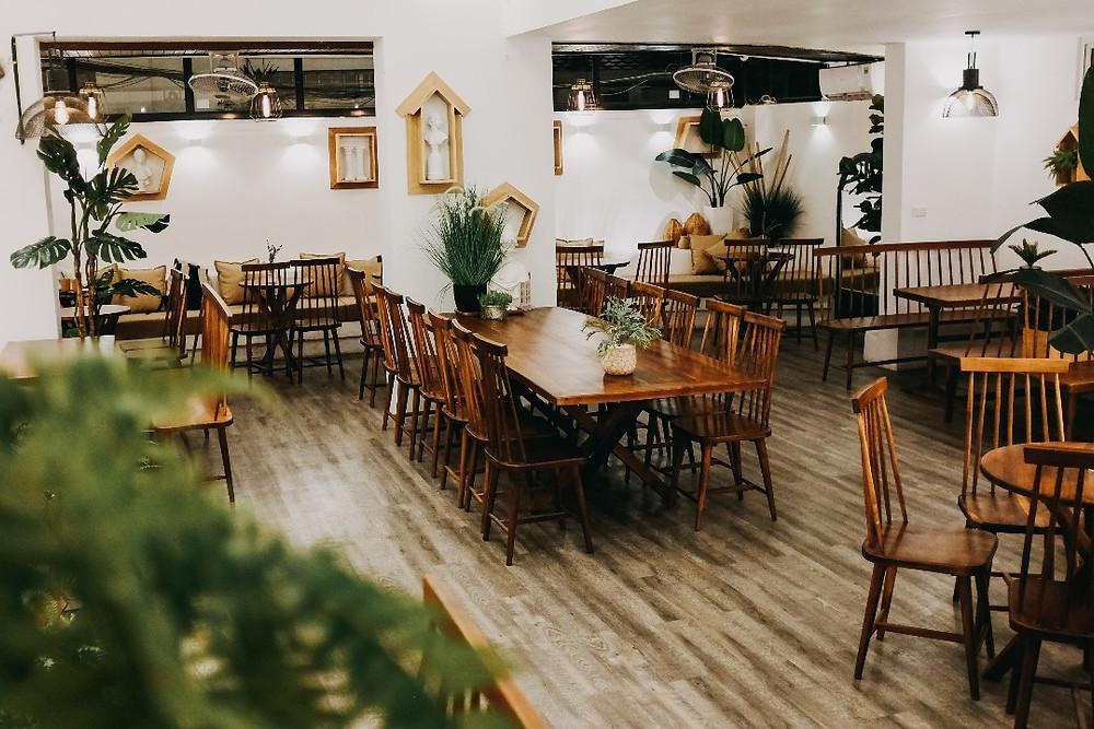 quang cảnh chung của Oromia Coffee