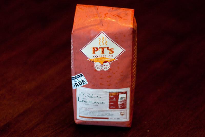 gói hạt cafe Los Planes
