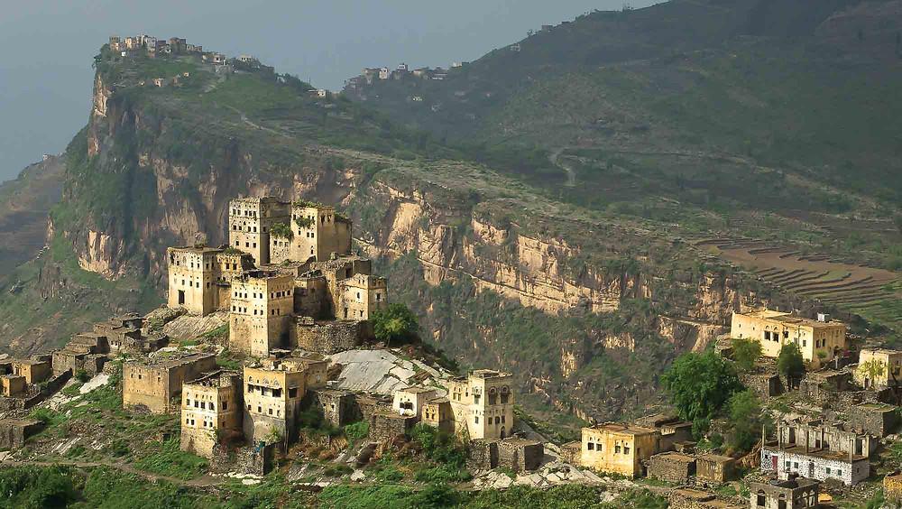 thành phố Mocha của Yemen