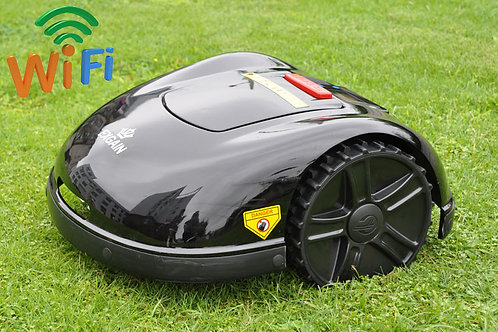 "E1600T 13.2AH Robotic Lawn Mower ""big RAM"""