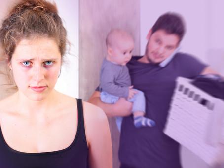Postpartum...Contentment?