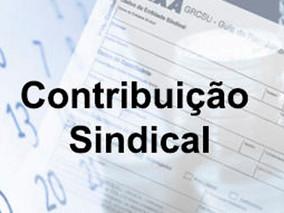 Contribuição sindical só poderá ser recolhida por meio de boleto bancário ou equivalente eletrônico