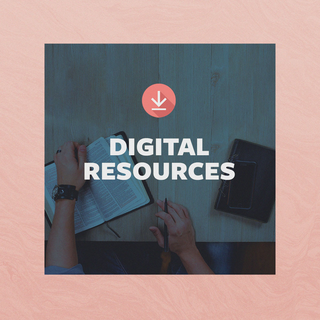 Click here to find digital resources to help you grow in your faith.