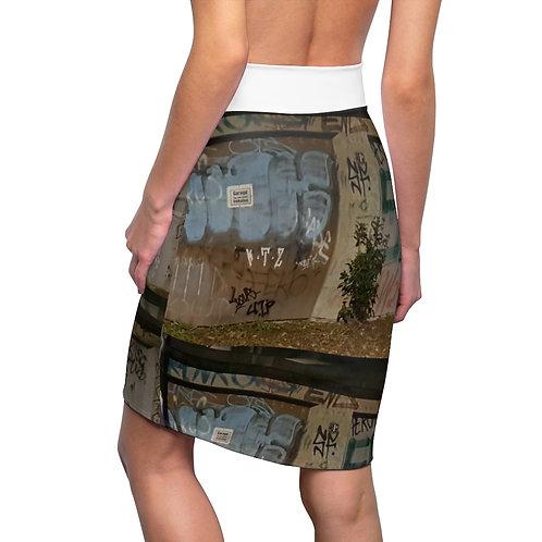 Street Women's Pencil Skirt