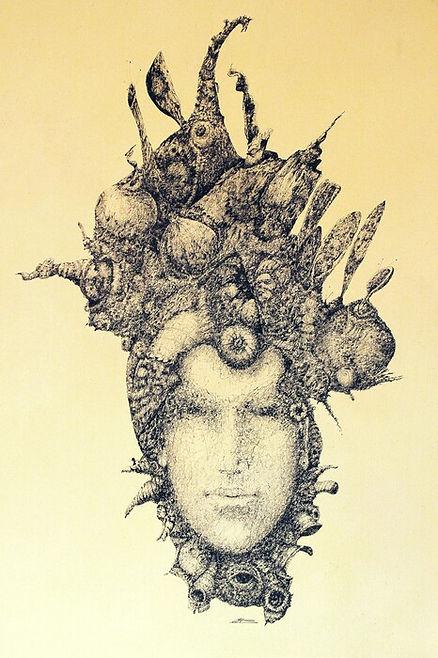 OMG Fountain Pen Artwork Print for Sale by Celio Bordin