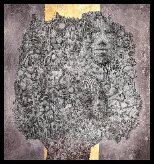 Tree of Native Peoples Artwork Print by Celio Bordin