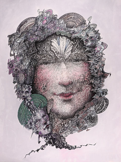 Mission Artwork Print by Celio Bordin