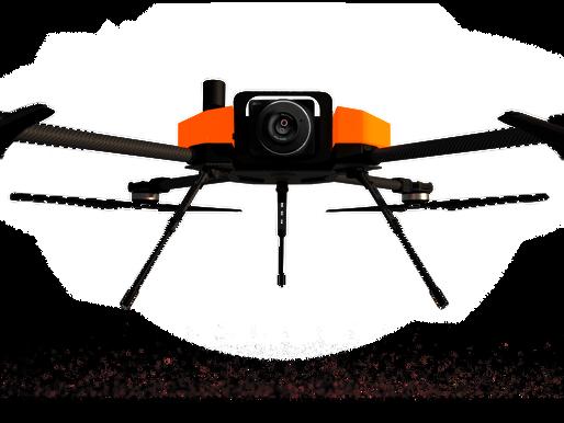 Spectral2: o drone de mapeamento multirrotor com 1 hora de autonomia