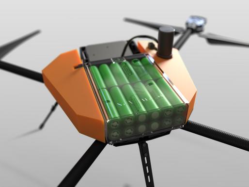 Drone para mapeamento com a melhor bateria do mercado