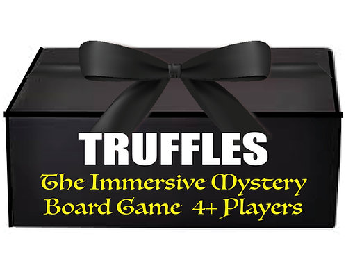 TRUFFLES -The At Home, Immersive Board Game 4+ Players