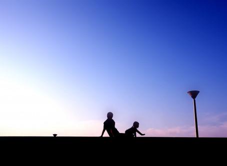 子どもに大切な雑談、そして何もしない時間
