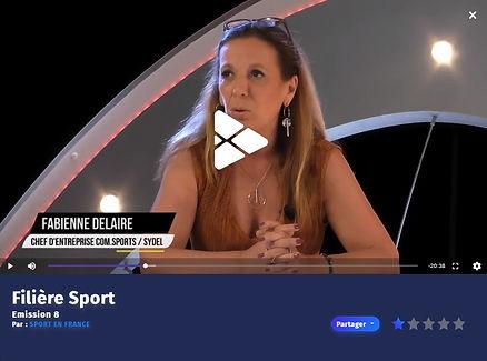 Filière Sport - FD