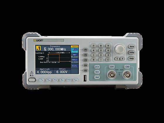 AG1022F 25Mhz Dual-channel Arbitrary Waveform Generator