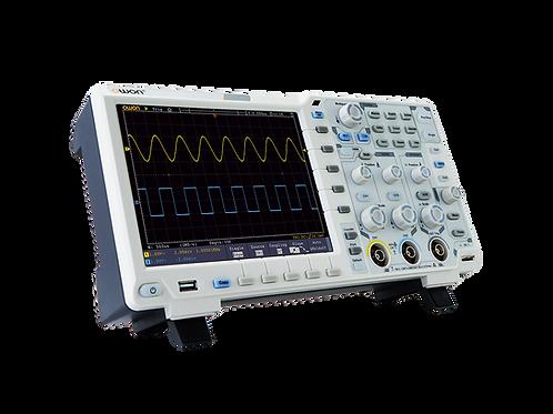 XDS3102A 100Mhz 1Gs/s 40MSa 12 bit 2 channel digital storage oscilloscope