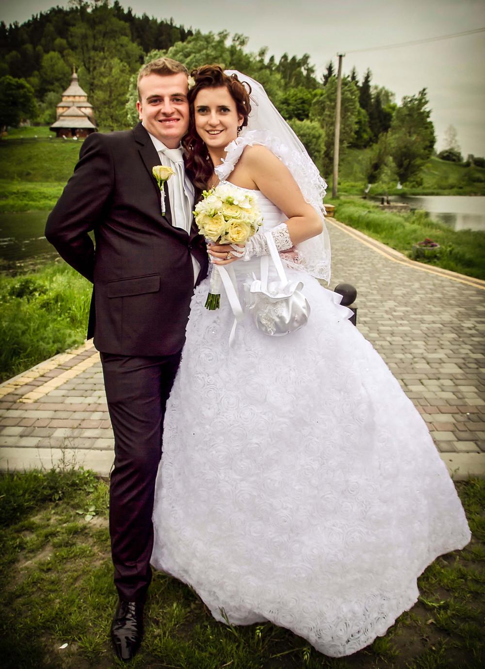 Ślub na Ukrainie