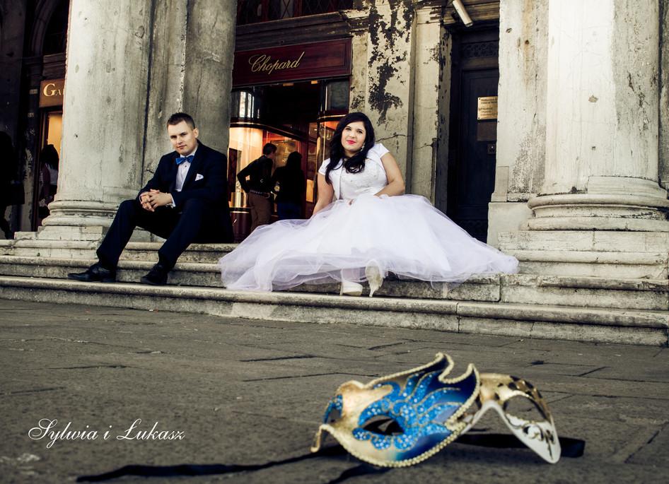 Sylwia & Łukasz w Wenecji
