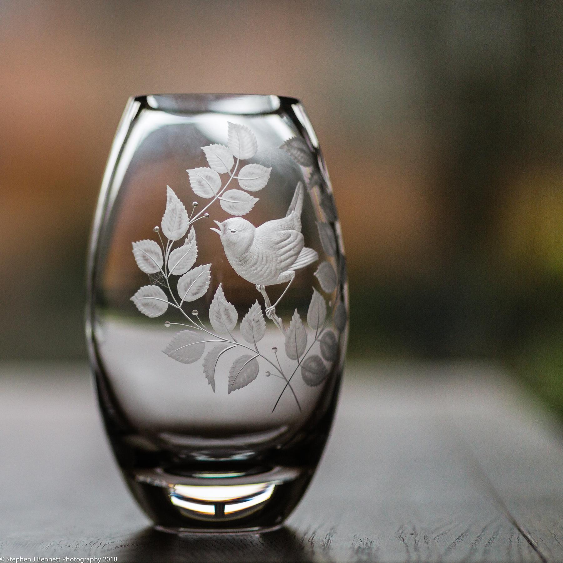 Wren Vase