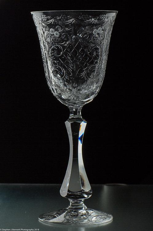Rock Crystal Goblet