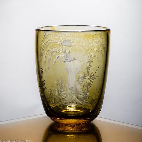 Fisherman Vase
