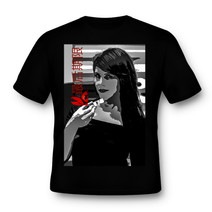 black-t-shirt with lippybw.jpg