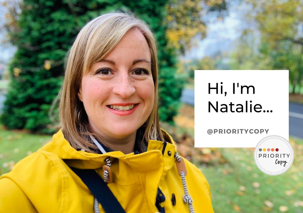 Natalie Prior of Priority Copy