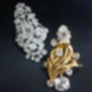 Vintage Gold and Diamond Jewelry Rings