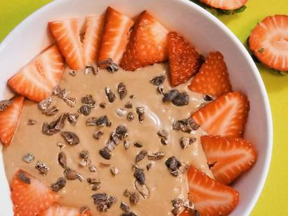 Cocoa Mousse Bowl