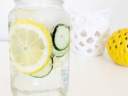 Lemony Cucumber