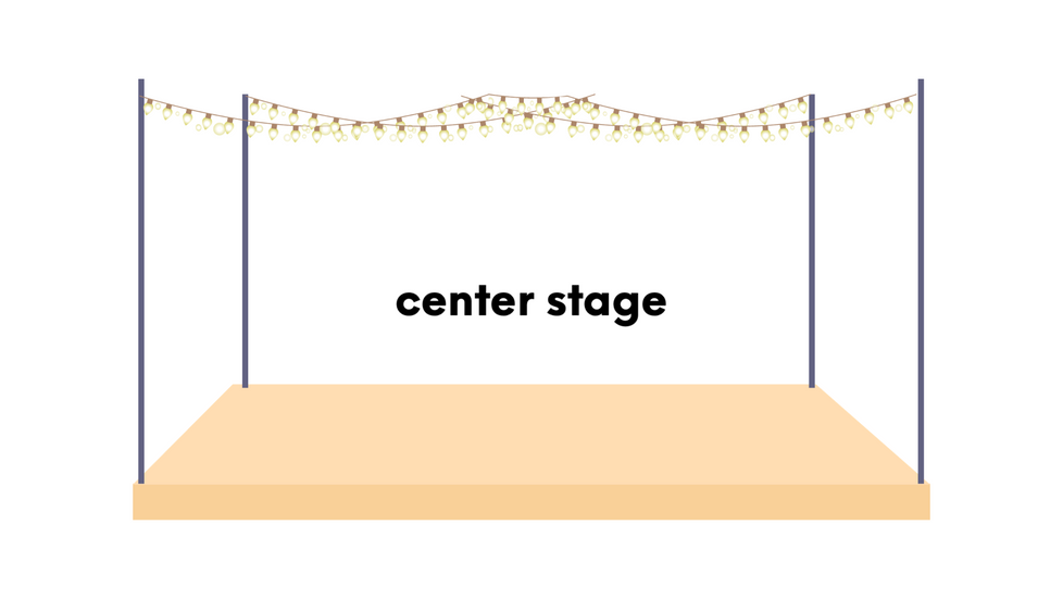 Notes from The Underground: Center Stage