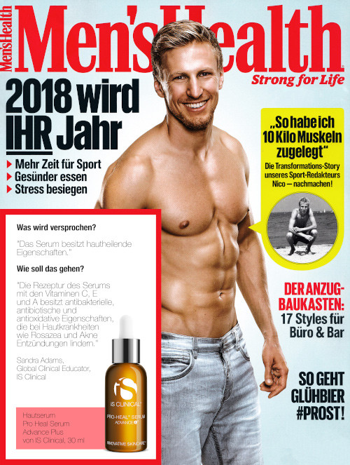 Pro-Heal Serum Advance + iS Clinical München Ewa Jürgens EWA MEDICAL BEAUTY Hydrafacial München