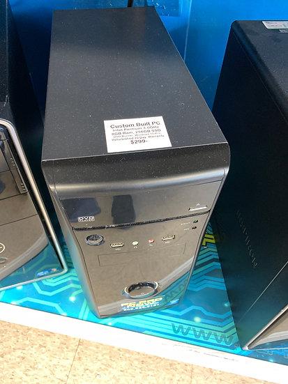 Custom Built Pentium SFF