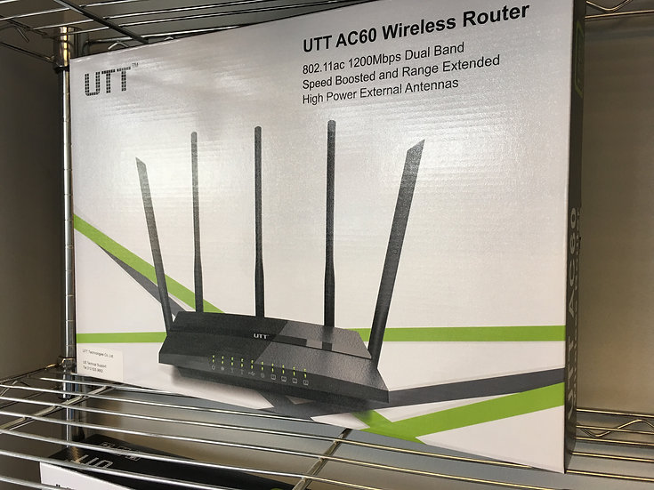 Wireless Router , Extended Range