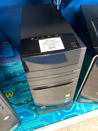 HP Tower, Core i7