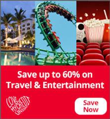 LMCU Travel & Entertainment Offer
