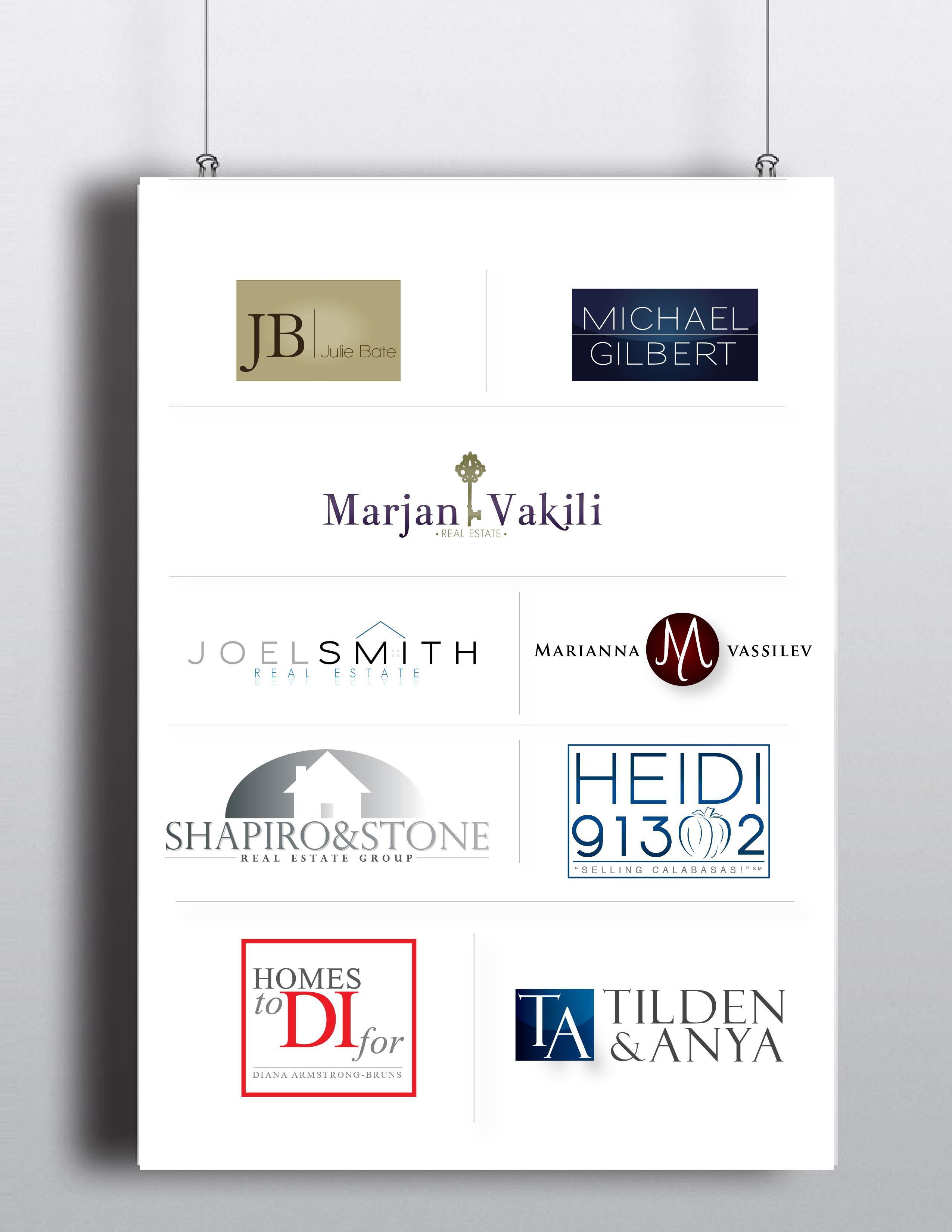 Personal Branding - Logo's