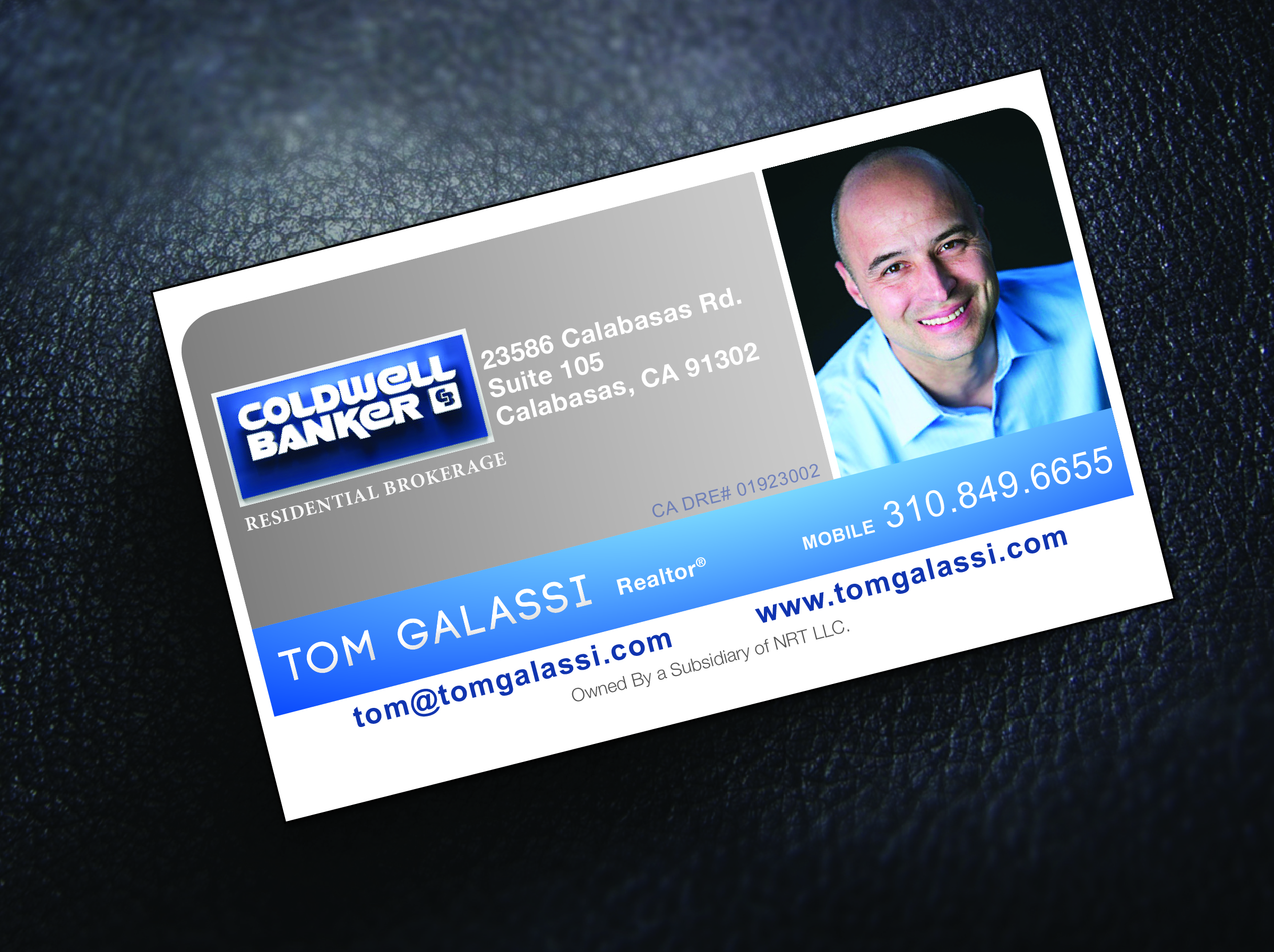 Agent Business Card