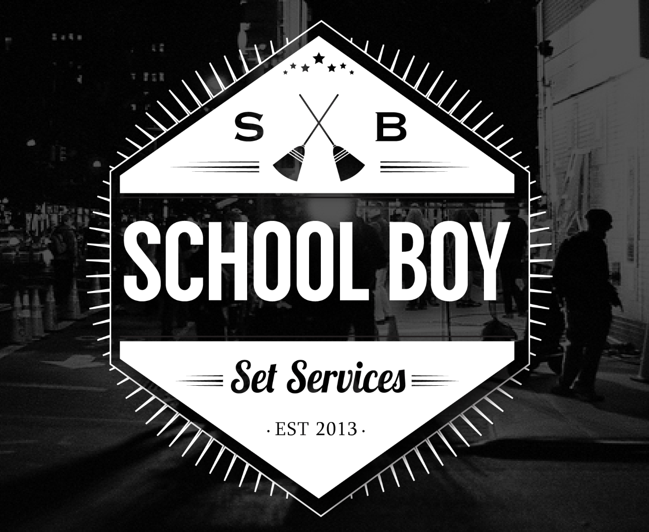School Boy Logo