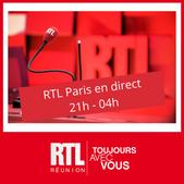 RTL PARIS EN DIRECT // 21h-4h