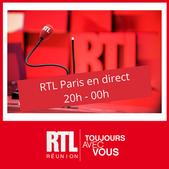 RTL PARIS EN DIRECT // 20h / 00h