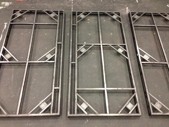 Steel Framed Wagon