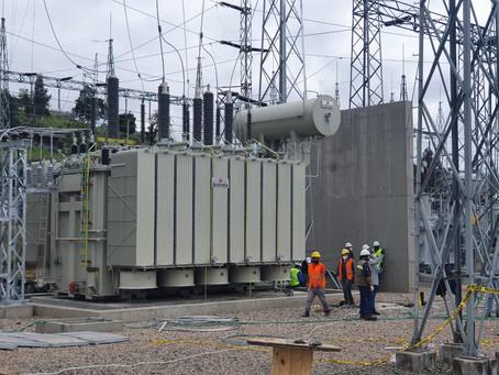 CELEC EP puso en operación nuevo transformador para incrementrar  capacidad en la subestación Cuenca
