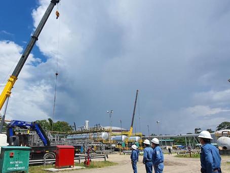 Petroamazonas EP ejecuta sistema para optimizar crudo en generación eléctrica en los bloques 12 y 31