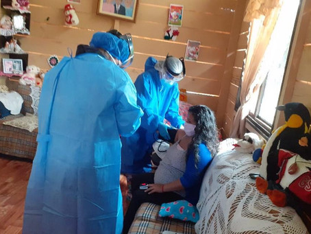"""Programa """"Médico del Barrio"""" realizó 4012 atenciones en El Pangui con apoyo de ECSA"""