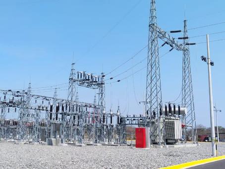 El Gobierno Nacional inauguró nuevo sistema de transmisión La Concordia – Pedernales.