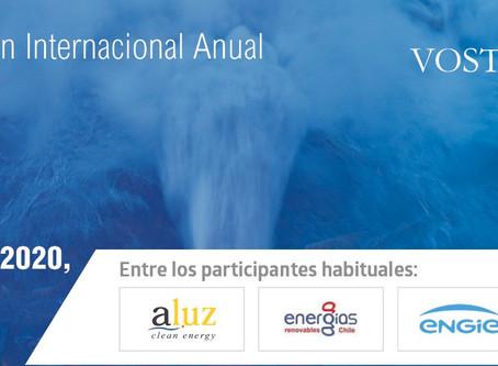 """3er Congreso de Negocios Online y Encuentros 1-2-1 """"Hydropower Latin America 2020"""""""