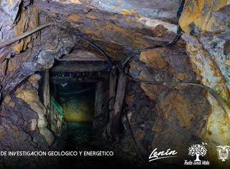 IIGE continúa capacitando al sector minero