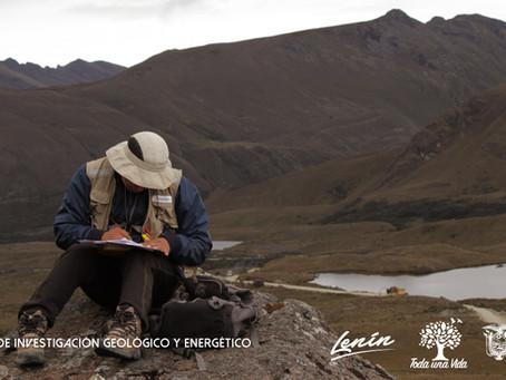 Inicia el levantamiento de información geológica 2020 en tres provincias del Ecuador