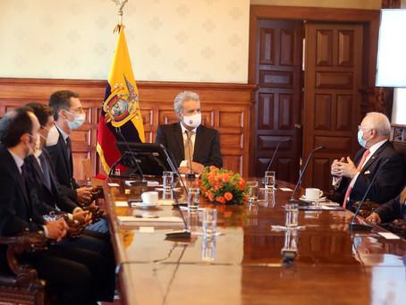 Ecuador concreta un nuevo paso para la diversificación de la matriz energética