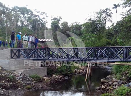 Petroamazonas EP donó 32.191 tubos no operativos para la construcción de obras comunitarias